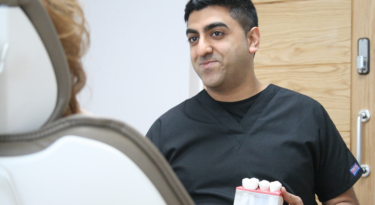 Dental implant dentist in Stockport, South Manchester,