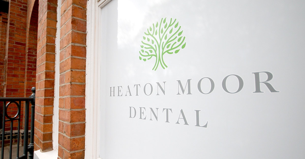Private cosmetic dentist in Stockport